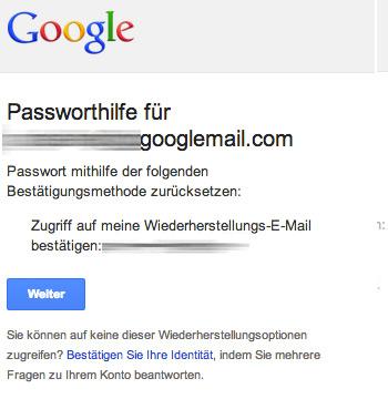 googlemail passwort vergessen passwort f r google konto vergessen was tun chip google play. Black Bedroom Furniture Sets. Home Design Ideas